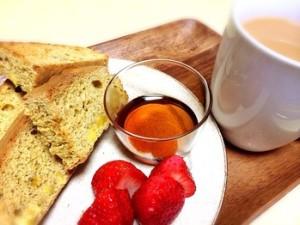 Mic_cafeパンケーキ