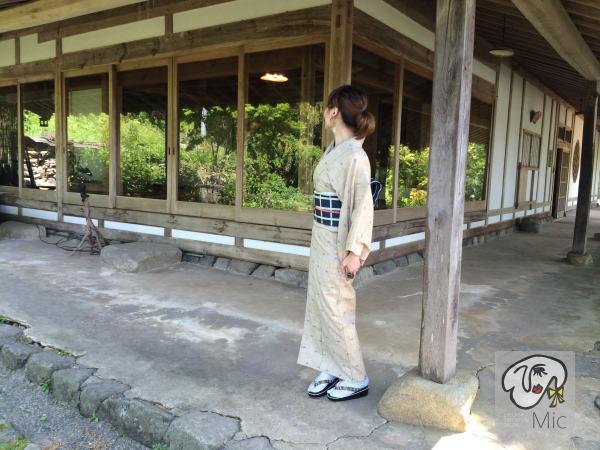 大家窯の濱中月村邸