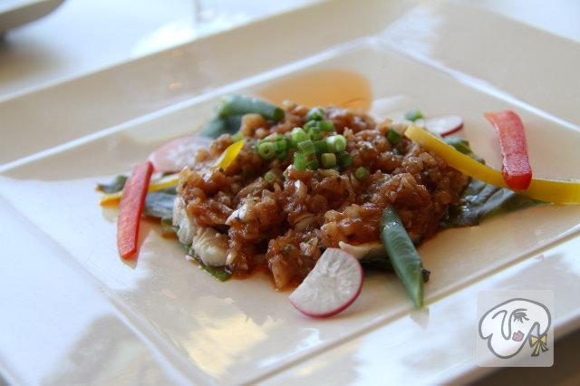 レストラン風の邱前菜